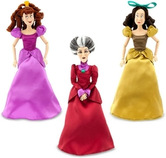 Cinderella Deluxe doll Gift set - Michigan Dolls