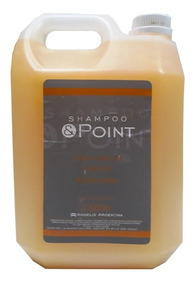 ANGELIS & POINT shampoo x5000 - comprar online
