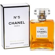 CHANEL Nro 5 edp x 100