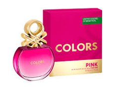 BENETTON COLORS PINK edt x50