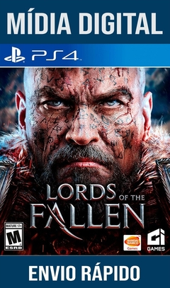 Lords Of The Fallen Ps4 Psn Original 1 Mídia Digital