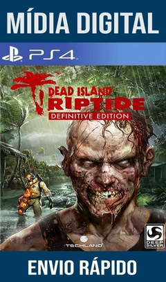 Dead Island Riptide Definitive Edition Ps4 Psn Original 1 Mídia Digital