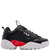 Tênis Fila Disruptor II Lab Black/Red