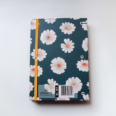 Bullet Journal Craft Margarida - Caderno Pontado - Gravurando