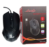 MOUSE OPTICO PREMIUM USB CON CABLE