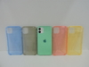 CASE TRANSPARENTE COLORS