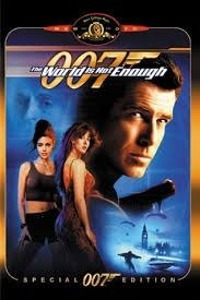 007 The World Is Not Enough Dvd