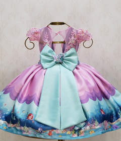 Mermaid Dress on internet