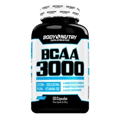 BCAA 3000 BODY NUTRY 50 CAPS