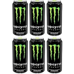 COMBO MONSTER ENERGY 473ML
