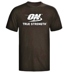 CAMISETA OPTIMUM NUTRITION BLACK