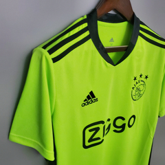 Camisa Ajax Goleiro 2020/2021 - Gold Sports