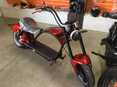 Scooter Elétrica Chopper 2000W PlugEletric na internet