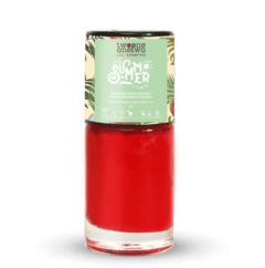Esmalte Hipoalergênico Summer Time Flame Scarlet Twoone Onetwo- 10ml