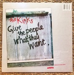THE KINKS - Give the people what they want - comprar online
