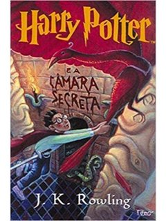 Harry Potter e a Câmara Secreta - J.K Rowling