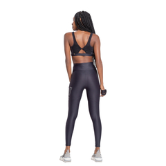 Top Live Fresh Twist Essential Feminino - Preto - The Fit Brand