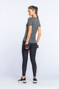Blusa Further Lines - Storn - The Fit Brand