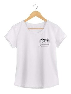 Camiseta Feminina Marina- Cat-in-box - Shop Cult - comprar online