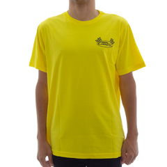Camiseta Creature Monkey Yellow