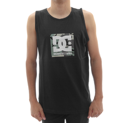 Camiseta DC Regata Camo Boxing