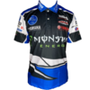 CAMISA YAMAHA MONSTER
