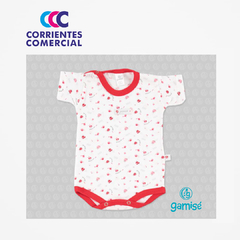 "BODY ""GAMISE"" ESTAMPADO  MANGA CORTA MAGIC KIDS NENA TALLE 5-7 - comprar online"