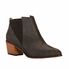 NUMERO 52 Chelsea Cruelty Free Boot in Pineapple Leather