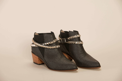NUMERO 52 Chelsea Cruelty Free Boot in Pineapple Leather - buy online