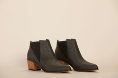 Image of NUMERO 52 Chelsea Cruelty Free Boot in Pineapple Leather