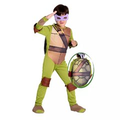 Fantasia Donatello Infantil - As Tartarugas Ninjas