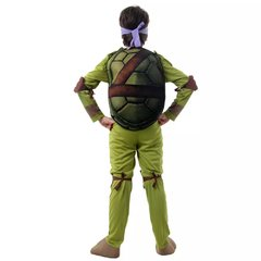 Fantasia Donatello Infantil - As Tartarugas Ninjas na internet