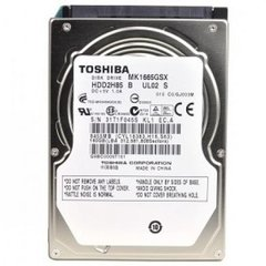 HARD DISK 160GB TOSHIBA P/ NOTEBOOK