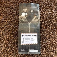 2 x mes: Colombia Washed 250 gr - durante 3 meses