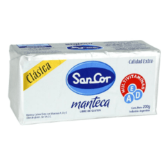 manteca sancor