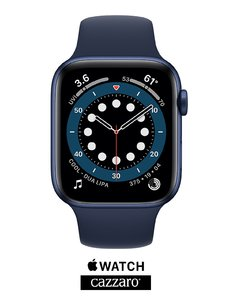 Apple Watch Serie 6 - 44mm Blue - comprar online