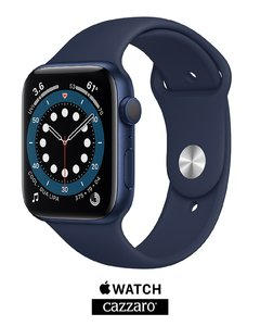 Apple Watch Serie 6 - 44mm Blue en internet