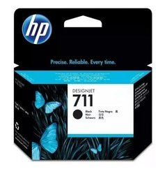 CARTUCHO HP 711 XL NEGRO ORIGINAL  80 ml