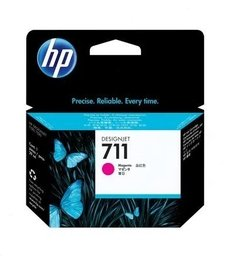 CARTUCHO HP 711 MAGENTA ORIGINAL 29 ml