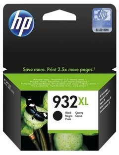 CARTUCHO HP 932 XL NEGRO