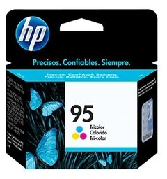CARTUCHO HP 95 TRICOLOR ORIGINAL C8766W