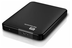 DISCO DURO PORTABLE USB WESTERN DIGITAL 1TB  NEGRO en internet