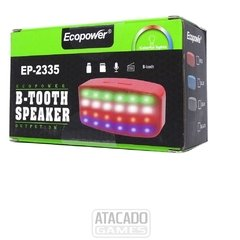 Parlante Ecopower Ep-2335 Bluetooth / Usb / Sd