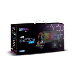 Kit Gaming soul 4 en 1