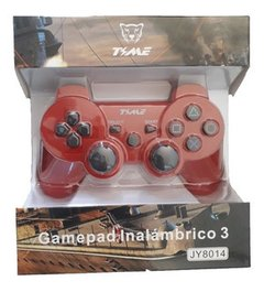 JOYSTICK PS3 TIME COLORES JY8014 - INALAMBRICO - comprar online