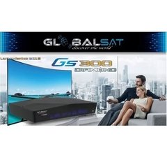 receptor globalsat gs300 diamond