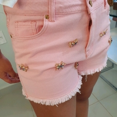 SHORTS COLOR BROCHES na internet