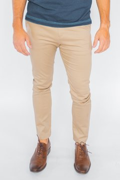 Chino TORONTO Slim fit Beige