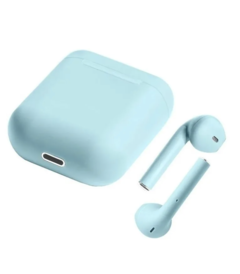 Auriculares Inalambricos Blue Tooth Tactiles Android o Iphone Inpods 12 colores varios - tienda online