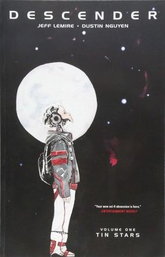 DESCENDER -  JEFF LEMIRE